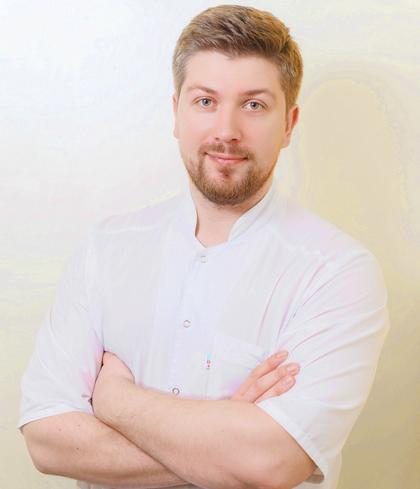 специалист клиники Родной город Сергей Плотко